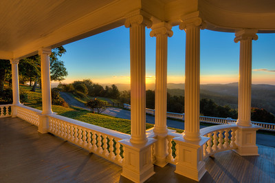 Moses H Cone Memorial Park-Blue Ridge Parkway-Flat Top Manor