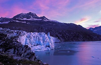 Glacier Bay National Park-Alaska-Lamplugh Glacier