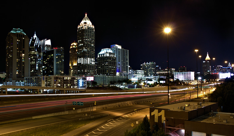 City Lights - Atlanta