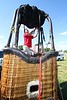 Friday, June 8, 2012 - The Coshocton Hot Air Balloon Festival took place at the Coshocton Fairgrounds located in Ohio