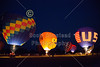 The 15th Annual Flag City BalloonFest and Car Show held in Findlay, Ohio - Saturday, August 9, 2014