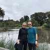 """Our final stop in Melbourne was at the """"Royal Botanic Gardens""""... we're only going to share this one pic with you as we don't want to spoil your visit there by showing them all as this is ONE BEAUTIFUL PARK!!<br /> <br /> No wonder Melbourne is named year after year as one of the most livable cities in the World when it has recreation areas like this just moments from Downtown!"""