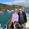 "For our last day of our 3 week Epic adventure, we headed to ""Waiheke Island"" off of the coast of Auckland... this is a really ""Hip"" Island to live on peppered with small shops & restaurants, vineyards, olive farms, etc."