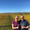 """After a great morning """"On the Farm"""" we enjoyed a yummy (and VERY scenic) lunch at """"Brancott Estate"""" which is one of New Zealand's largest wine producers... quite the setting for a lunch!! :-)"""