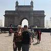 """The """"Gateway of India"""" is one of Mumbai's most recognizable (and photographed) monuments."""