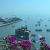 """It looked pretty good from our view from above as well as we enjoyed lunch at the """"Taj Hotel""""! :-)"""