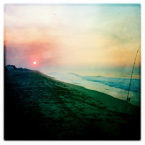 Sunrise on East Beach