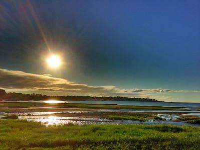 Sunrise Sunflare