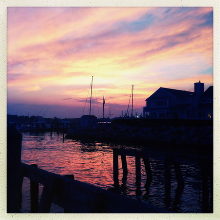 Stonington Sunset