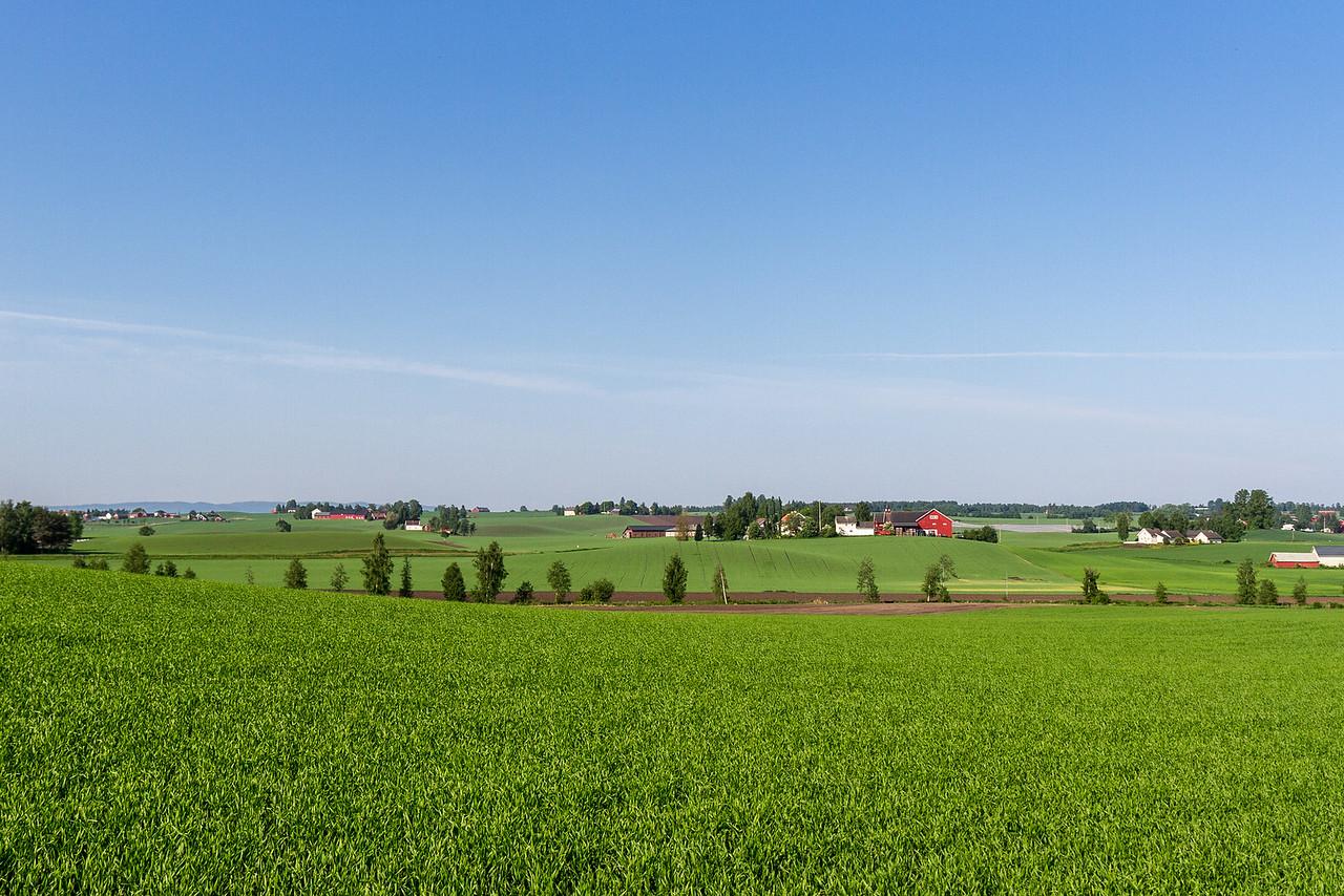 Søndre Røne. gård