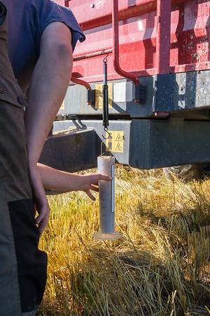 Måling av hektolitervekt