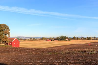 Hammerstad gård fra Såstad