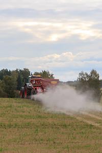 Kalking av landbruksjord