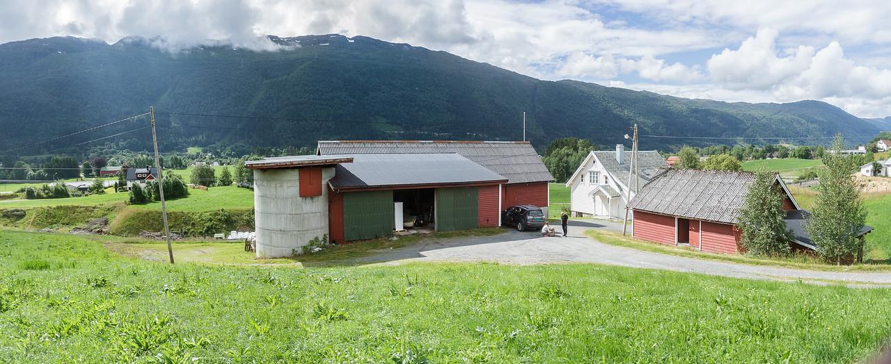 Langeland gård