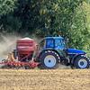 Såing av høstkorn