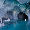 6144x4096, marble caves, Patagonia, Chile, Lago General Carrera