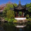 Dr. Sun Yat-Sen Classical Chinese Garden, Chinatown, Vancouver, British Columbia, BC, Canada