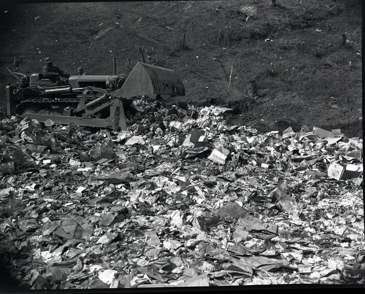 Dearington Sanitary Landfill 1949  IV (09637)
