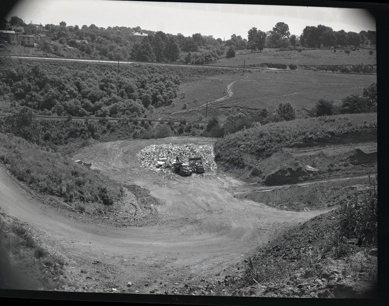 Dearington Sanitary Landfill 1949 XV (09648)
