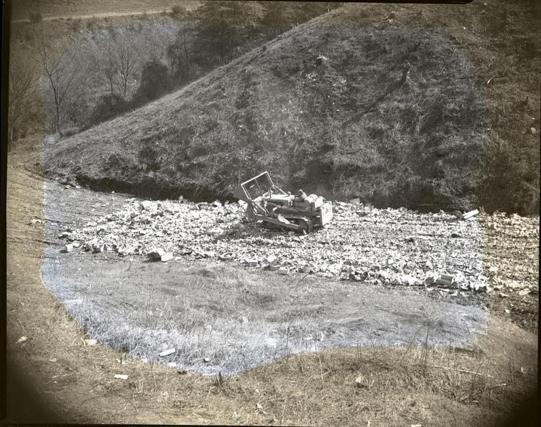 Dearington Sanitary Landfill 1949 X (09643)