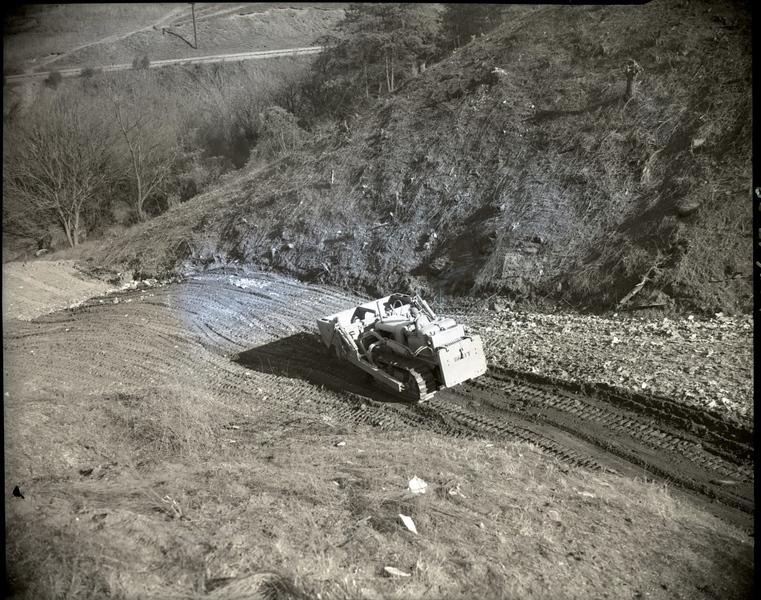 Dearington Sanitary Landfill 1949  V (09638)