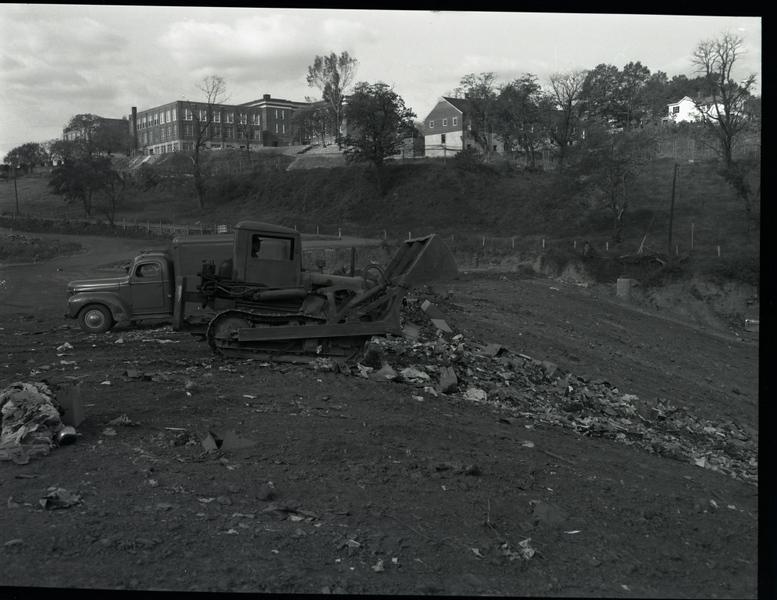 Thirteenth Street Sanitary Landfill 1952  (09659)