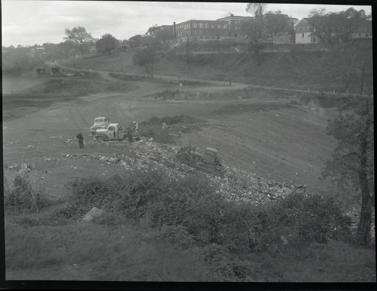 Thirteenth Street Sanitary Landfill 1952 XI (09668)