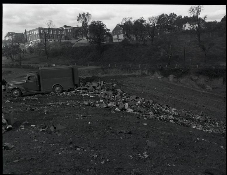 Thirteenth Street Sanitary Landfill 1952  IV (09661)