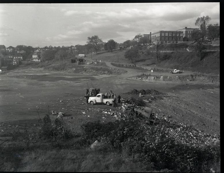 Thirteenth Street Sanitary Landfill 1952  (09667)