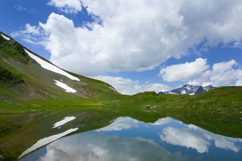 Catogne Lake; Valley of Chamonix