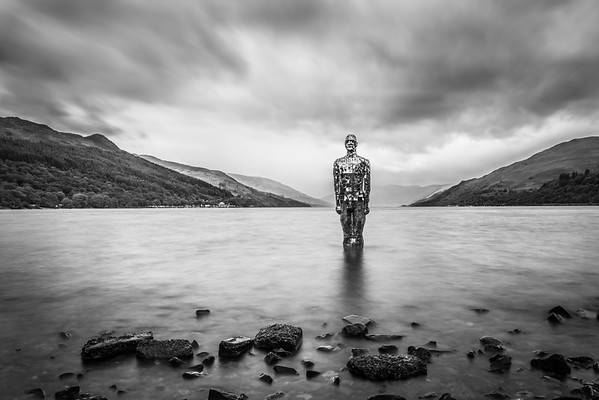 Mirror Man, Loch Earn
