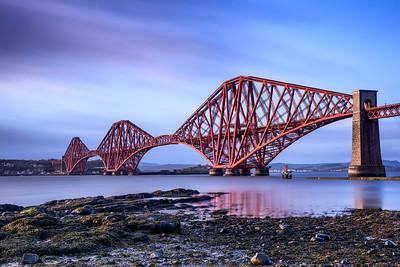Forth Bridge - Edinburgh