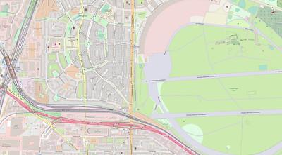 Berlin Stadtplan Map No. 32