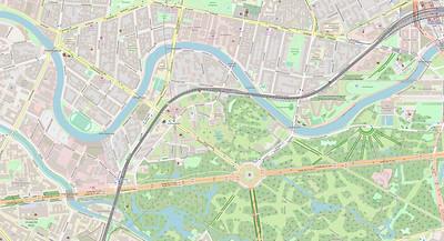 Berlin Stadtplan Map No. 11