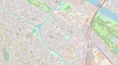 Berlin Stadtplan Map No. 29