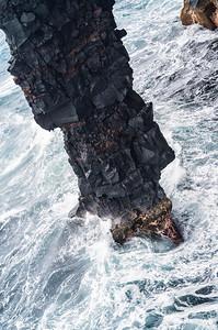 Landlines: Hōlei Sea Arch | Hawaii Volcanoes National Park