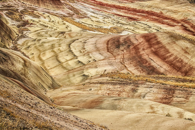 Landlines: Painted Hills #3 | Painted National Monument