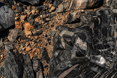 Landlines: Obsidian Flow | Newberry National Volcanic Manument