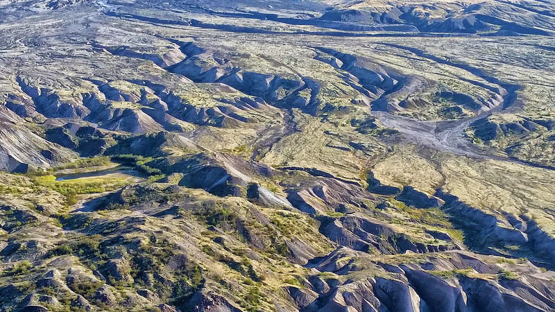 Landlines: Hummocks Field | Mt. St. Helens National Volcanic Monument