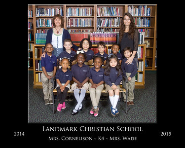 Fairburn Elementary Class Pictures