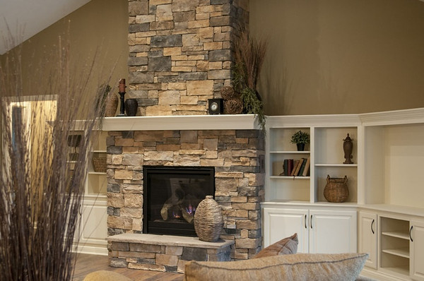 Ashford Glen Ridge Fireplace