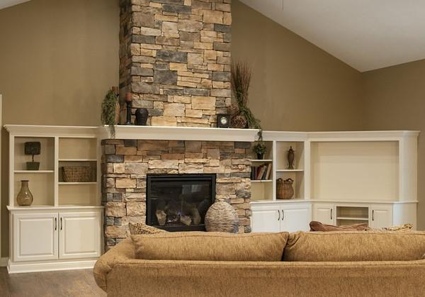 Ashford Glen Ridge Fireplace