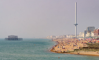 Brighton Beach, England