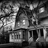 Spooky Old House - The Suburbs of New York City