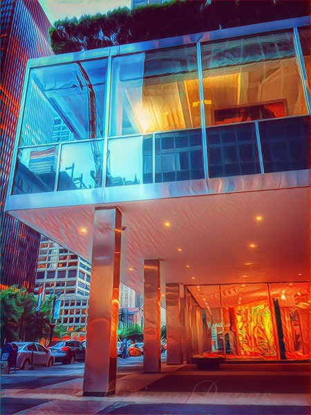 Historic Lever House - In A New Light