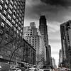 Yellow Cab 1 - New York City Street Scene
