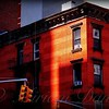 Last Rays of the Sun - Old Vintage Buildings of New York City