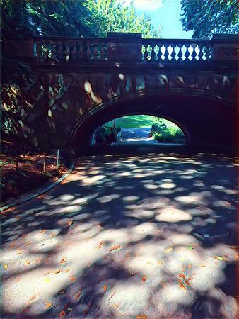 Arch of Dreams - Central Park