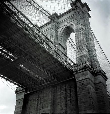 Brooklyn Bridge - The Behemoth