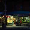 New York at Night - Corner Shops
